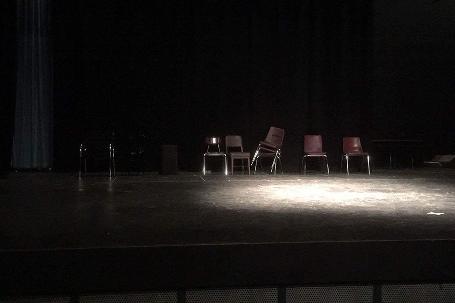 "The stage will soon be set for the fall production of ""The Game's Afoot"" this November. Much renovation and remodelling will have to be done to create the final set, and many hours of work will be put in to make it show ready."