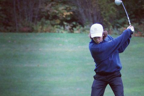 Patrick MacDonald Makes First-Team Golf All State