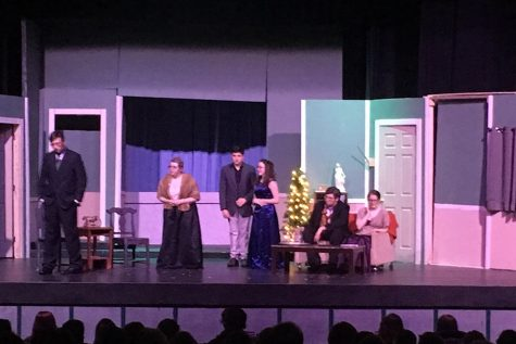 Fall Play Dazzles Audiences