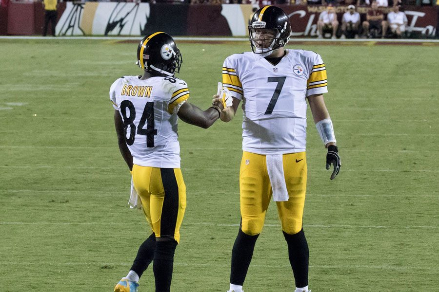 Steelers Quarterback Ben Roethlisberger and Wide Receiver Antonio Brown have been on fire this season, with Ben second only to Tom Brady in passing yards, and Brown leading all receivers by more than 200 yards. The loss of Shazier showed for the Steelers Sunday Night, as they narrowly escaped the Baltimore Ravens, winning 39-38.