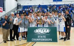 Boys basketball finishes remarkable season with title