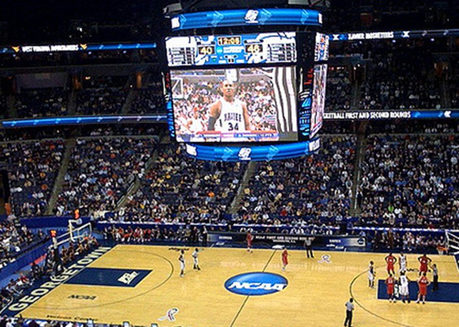 Xavier takes the court in the round of 64.