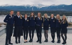 Veterinary Science class trip to FFA convention