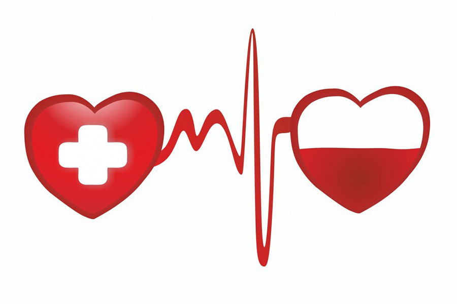 """The Red Cross conducts thousands of blood drives a week. The blood collected saves millions of people each year. """"The cost to the donor is minimal (it's really just your time) and the positive impact on the recipient's life is immeasurable,"""" said Erin White."""