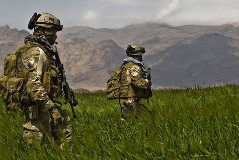 Afghanistan: an American responsibility