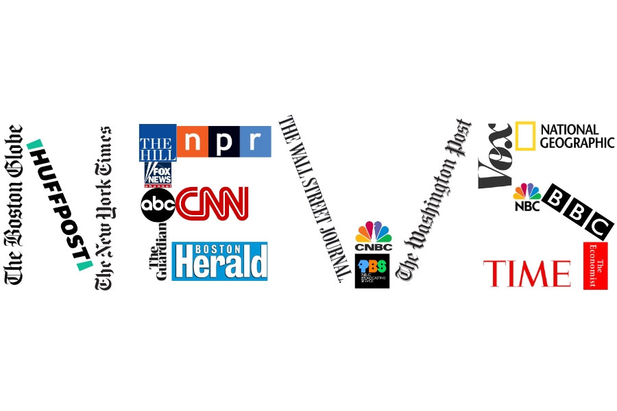 A variety of different news sources are involved in providing the many angles that create the modern-day definition of news. Considering the volume of news outlets out there, it is no surprise that some of them are not as trustworthy as others. Regardless of reputability, there need to be sancitions around free press, a pillar of American democracy, that protects it from the dangerous disparage by the consumers.