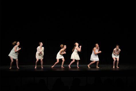 Modern dance comes to life