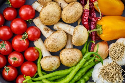 Vegetables play a big role in the planetary health diet, similarly to vegetarian or vegan diets. Though the planetary health diet leaves some room for meat, eggs and dairy, North Americans on average will need to decrease their beef/pork intake by 84%, egg intake by 63%, chicken intake by 57% and dairy intake by 31% in order to fit the diet according to the EAT-Lancet report. Foods like legumes, fruits and vegetables would be taking the place of the animal products we'd be eating less of.
