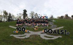 Kelsey Sweeney reaches 100 goals