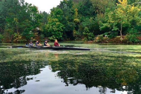 Crew Team prepares for fall season