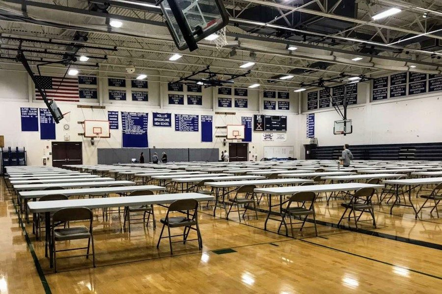 Tables+and+chairs+that+were+set+up+for+the+PSATs%2C+where+sophomores+and+juniors+spent+their+morning+testing.+%E2%80%9C+If+you+work+for+10-20+minutes+practicing+every+day%2C+then+you+will+see+a+big+boost+in+confidence+and+a+jump+in+your+scores.+The+most+helpful+advice+would+be+to+start+preparing+early.+If+you+put+in+the+time%2C+you+can+definitely+improve+and+meet+your+goals.+Khan+Academy+is+a+great+free+resource%2C+because+it+will+customize+your+practice+based+on+how+you+did+on+certain+areas+of+the+test.%E2%80%9D+said+Martin.%0A