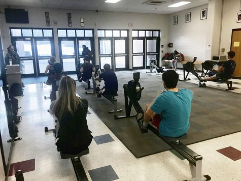 To Erg or not to Erg: Winter training with the Cavaliers