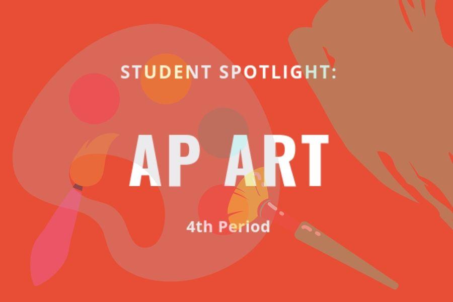 AP art student spotlight