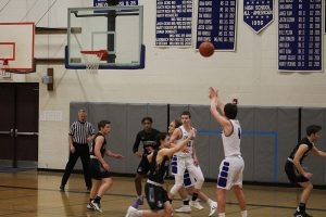 HB Boys continue to surge win streak