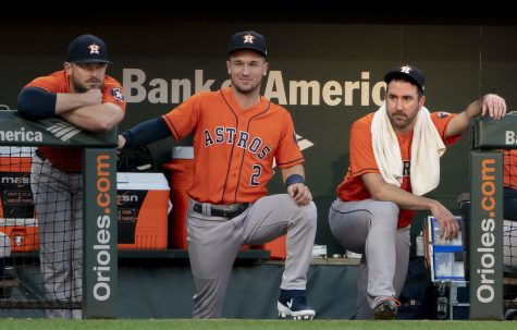 "Astros players were under fire from players and fans alike following the sign stealing scandal. ""The players should have received some sort of punishment. Once you're an outcast in the minds of the fans the punishment speaks for itself"" said Camden Guay '20."