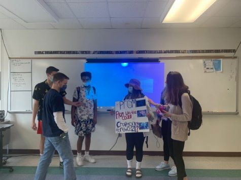 In the World of Spirit Week during a Pandemic