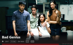 """If you're looking for an unconventional thriller, Bad Genius is for you. The main cast of Bad Genius poses for a poster on Netflix. """"I really thought that the character portrayals were really well done,"""" said Emma Latinision '21."""