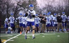 The boy's lacrosse team is back after spring sports were cancelled last year.