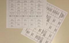 Opposing Schedules Take On HB