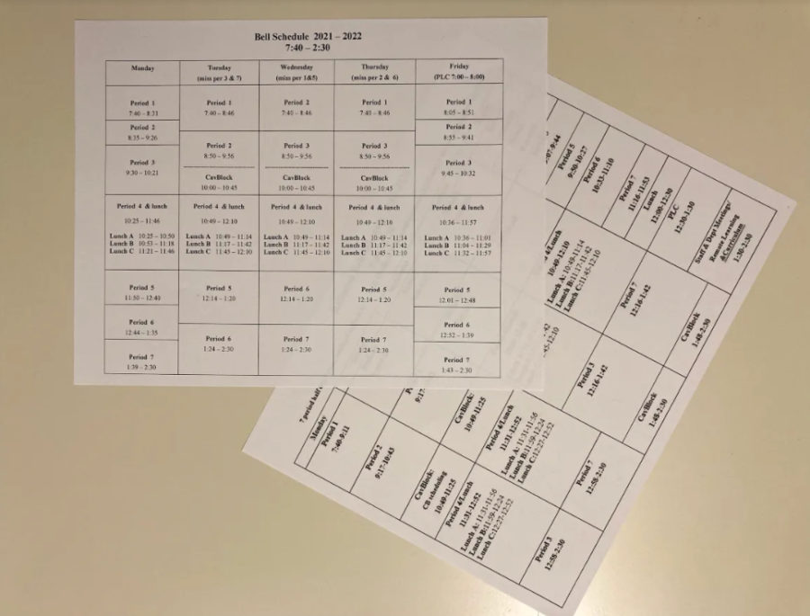 Opposing+Schedules+Take+On+HB